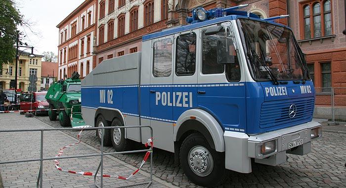 Polizei Rostock