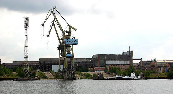 Neptunwerft Rostock